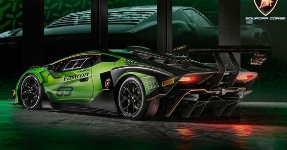 Lamborghini Mulai Bersiap Mengenalkan Hypercar Terbarunya, SCV12