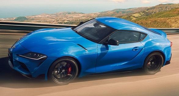 New Toyota GR Supra Jadi Pilihan Mobil Terbaru di Bulan September
